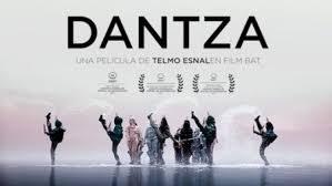 """""""Dantza"""" luzemetraiaren proiekzioa"""