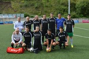 Futbol 7 txapelketako finalak
