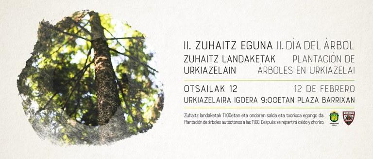 II. Zuhaitz Eguna