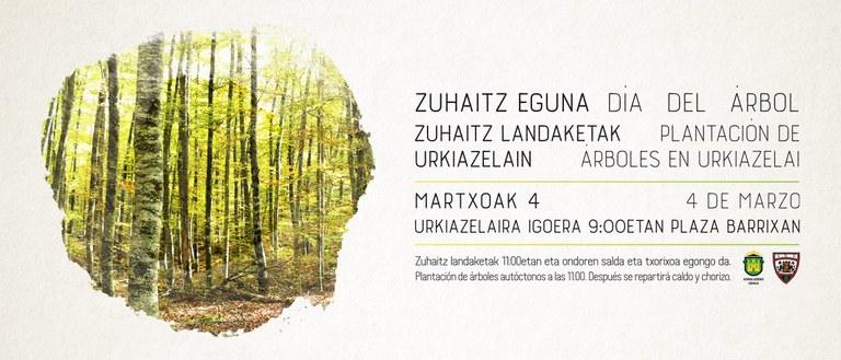 III. Zuhaitz Eguna