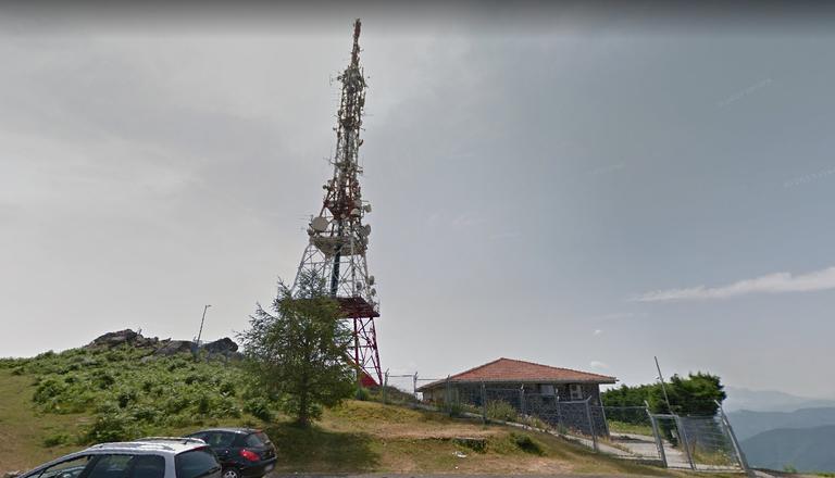 Karakateko telekomunikazio zentroa