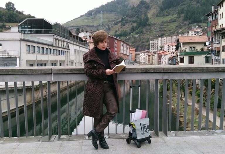 Mª Luisa Blascoren liburuaren aurkezpena