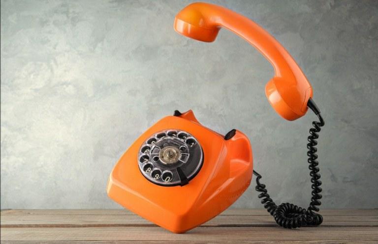 Telefono bidezko iruzur arriskua